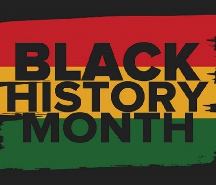 Black History Month - we're striving for change